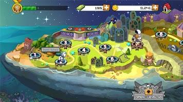 Screenshot 3: Beat Run:Skull in Zombie World