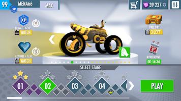Screenshot 3: Gravity Rider Zero