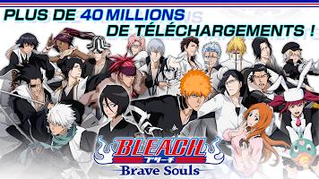 Screenshot 1: BLEACH Brave Souls