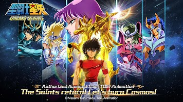 Screenshot 1: Saint Seiya: Galaxy Spirits | SEA