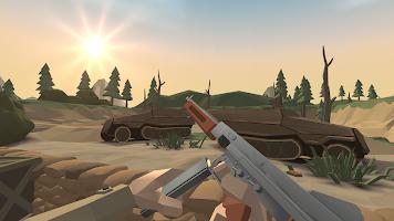 Screenshot 2: 多角型世界大戰:WW2射手
