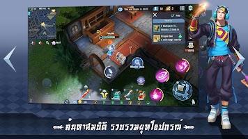 Screenshot 3: Survival Heroes - MOBA Battle Royale