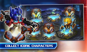Screenshot 3: TRANSFORMERS: Battle Tactics