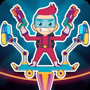 Icon: Skate Shooter: Galaxy Attack