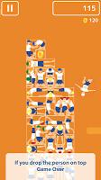 Screenshot 2: Human Tower