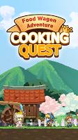 Screenshot 1: Cooking Quest : Food Wagon Adventure