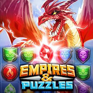 Icon: Empires & Puzzles: RPG Quest
