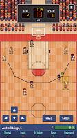 Screenshot 2: Hoop League Tactics