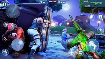 Screenshot 2: Cover Hunter - 3v3 Team Battle