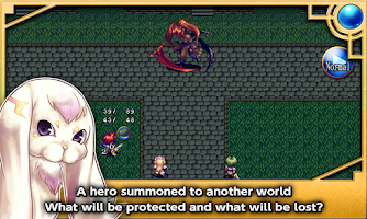 Screenshot 2: RPG Crystareino