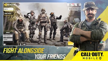 Screenshot 4: Call of Duty: Mobile | Global