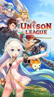 Screenshot 1: Unison League (國際版)