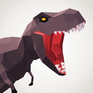 Icon: 恐龍橫衝直撞