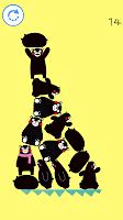 Screenshot 1: Kumamon no Tower