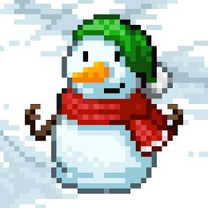 Icon: 雪人物語