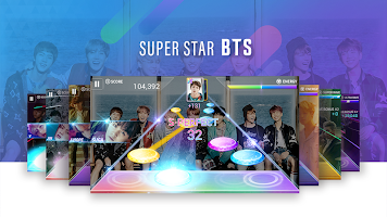 Screenshot 2: SuperStar BTS | 日版