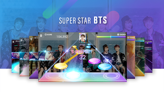 SUPERSTAR BTS - JP