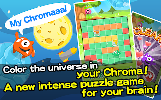 Screenshot 1: My Chromaaa!