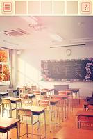 Screenshot 2: 脱出ゲーム 卒業 〜最後の教室〜