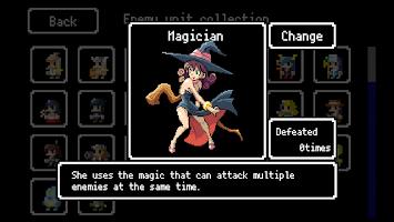Screenshot 3: スライムの野望