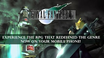 Screenshot 1: FINAL FANTASY VII