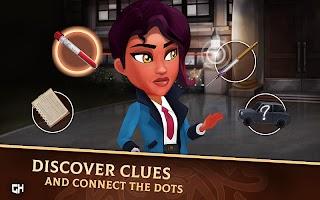 Screenshot 3: Detective Jackie - Mystic Case