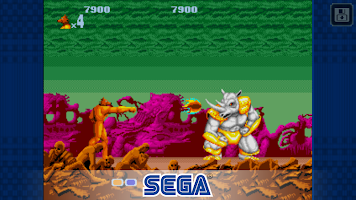 Screenshot 4: Altered Beast