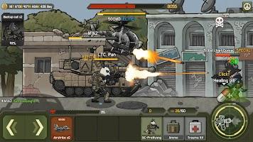 Screenshot 2: 物種戰爭:三角洲