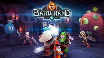 Screenshot 1: 戰鬥手牌