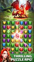 Screenshot 1: Empires & Puzzles: RPG Quest