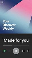Screenshot 1: Spotify Music