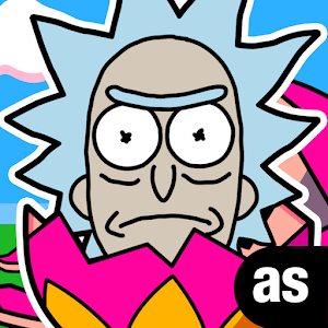 Icon: Pocket Mortys