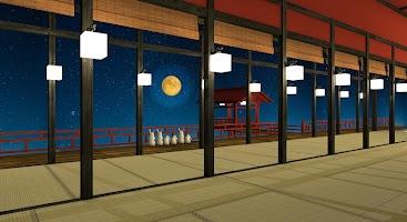 Screenshot 1: 탈출 게임 Otsukimi