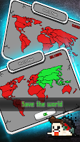 Screenshot 2: ZombieWar : VaccineMaster