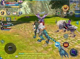 Screenshot 4: 決戰神魔 | 英文版