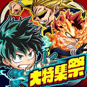 Icon: ジャンプチ ヒーローズ 600万DL突破 週刊少年ジャンプのパズルRPG