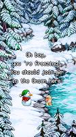 Screenshot 3: 雪人物語