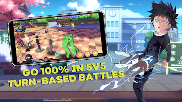 Screenshot 2: 路人超能100:靈能 | 英文版