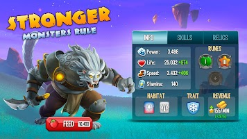 Screenshot 1: Monster Legends - RPG