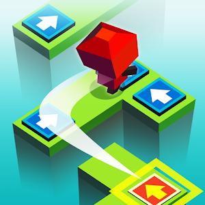 Icon: Cubie Jump - Tap Dash