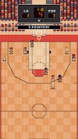 Screenshot 1: Hoop League Tactics