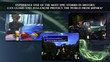 Screenshot 2: FINAL FANTASY VII