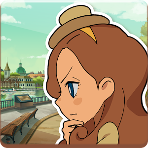 Icon: Layton Mystery Journey: Katrielle and The Millionaire's Conspiracy Mobile (Trial)