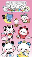 Screenshot 1: 모찌모찌 팬더 Panda Collection Mochimochipanda