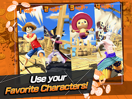 Screenshot 3: ONE PIECE Bounty Rush