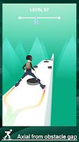 Screenshot 1: 滑輪跑酷