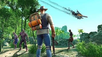 Screenshot 1: Survivalist: invasion