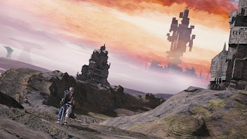 Screenshot 4: MOBIUS FINAL FANTASY (國際版)