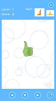 Screenshot 1: Handris!