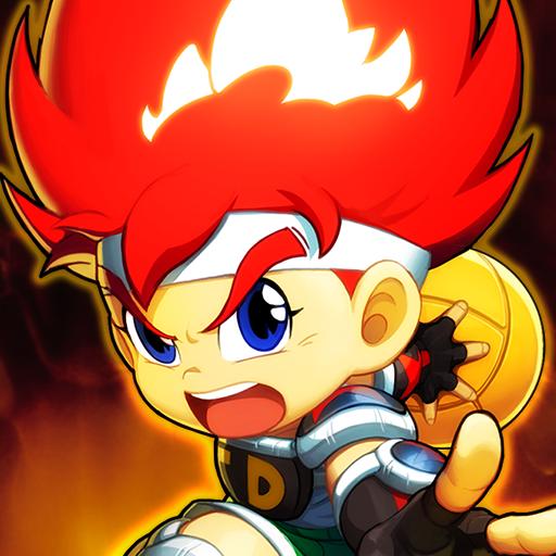 Icon: 鬥球兒彈平:炎之射球傳說